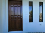 Lilac Main Door - Anami Homes North