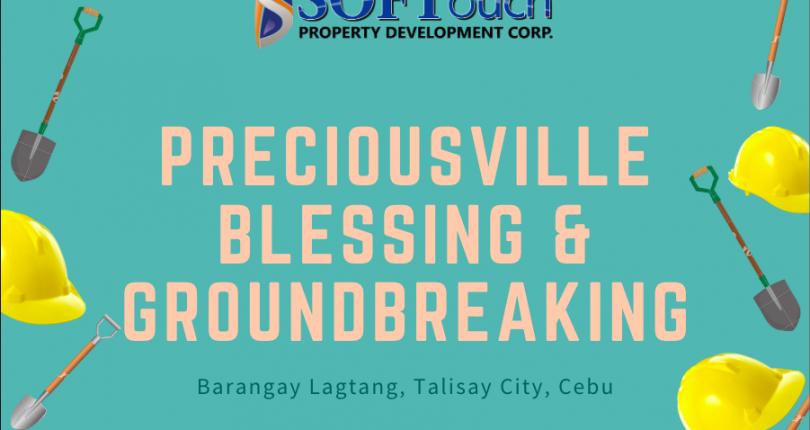 Preciousville Groundbreaking & Blessing