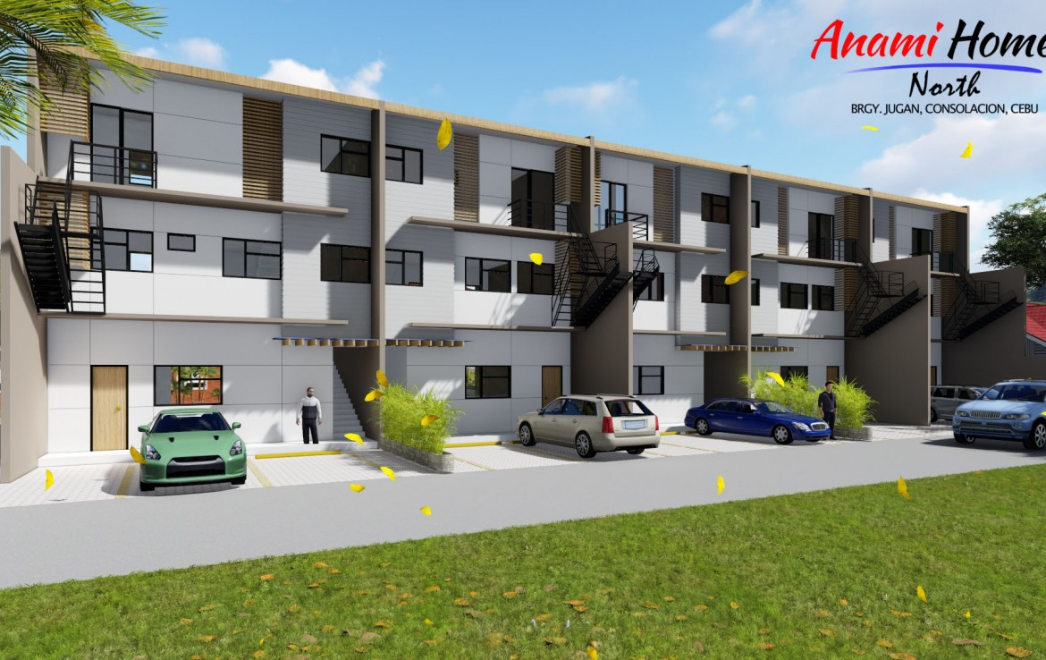 Anami Homes North Shophouse